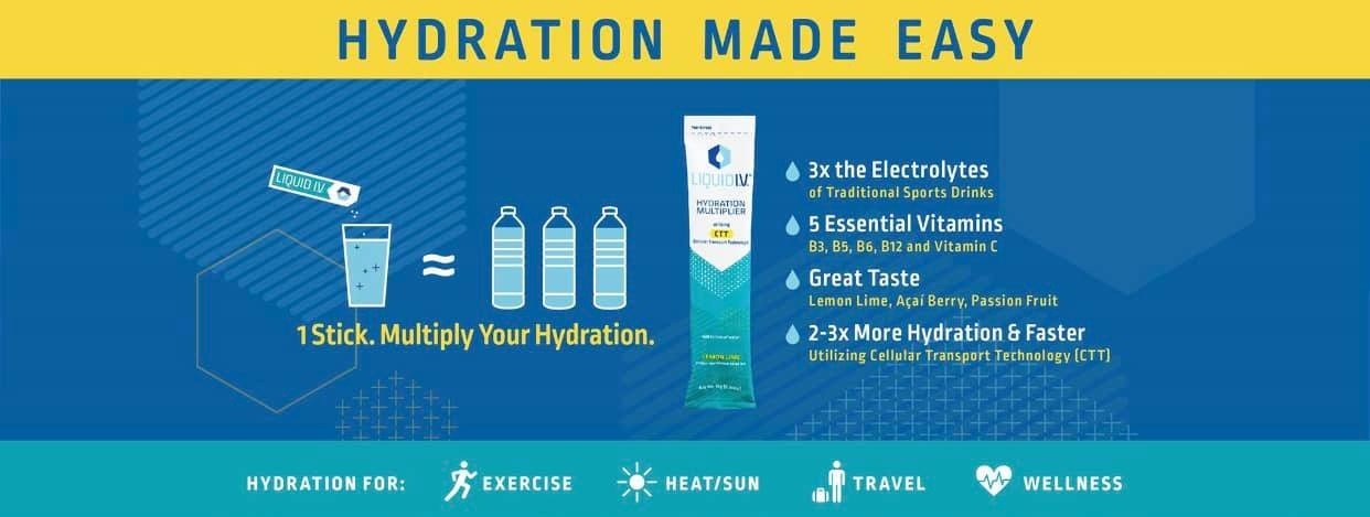 Hydration Supplements