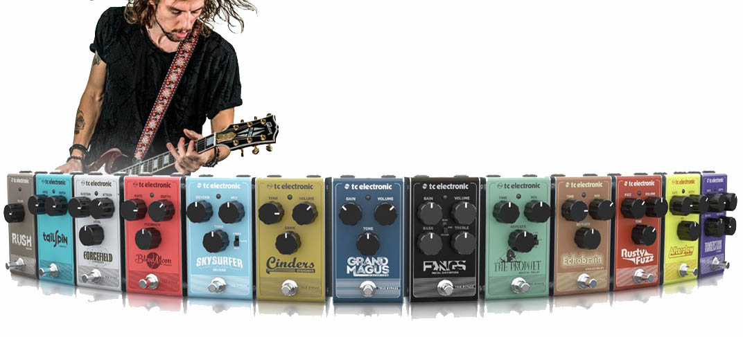 Guitar Pedals & Effects