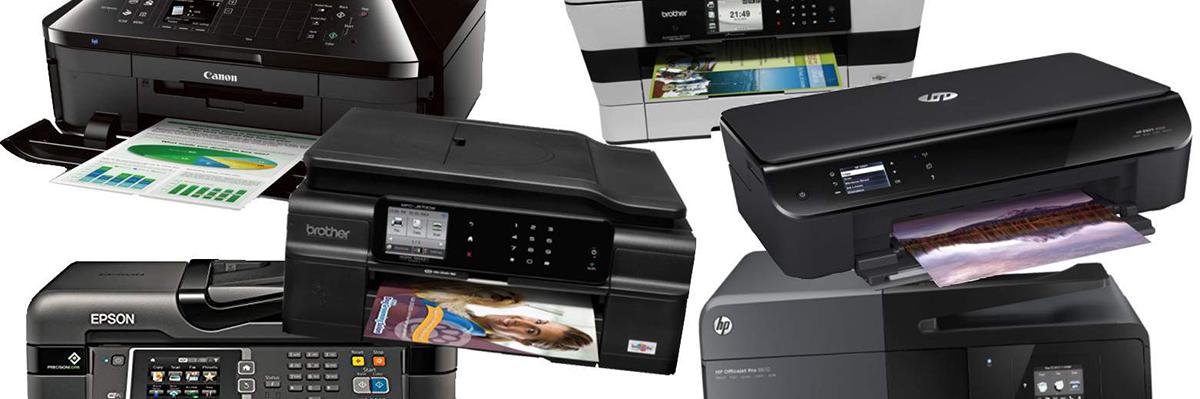 Printers, Ink, & Toner
