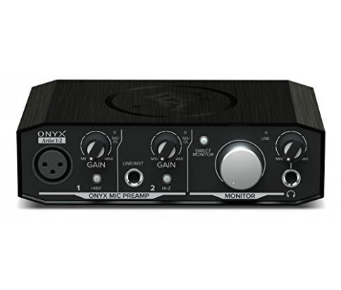Mackie Onyx Artist 1X2 USB Audio Interface