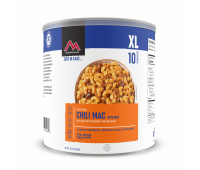 Mountain House - Freeze Dried Backpacking and Camping Can - Chili Mac with Beef