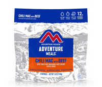 Mountain House - Freeze Dried Backpacking and Camping Meal Packet - Chili Mac with Beef