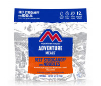 Mountain House - Freeze Dried Backpacking and Camping Meal Packet - Beef Stroganoff with Noodles
