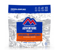 Mountain House - Freeze Dried Backpacking and Camping Meal Packet - Chicken and Dumplings with Vegetables
