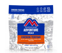 Mountain House - Freeze Dried Backpacking and Camping Meal Packet - Chicken Teriyaki with Rice