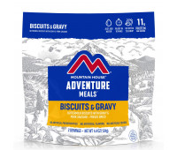 Mountain House - Freeze Dried Backpacking and Camping Meal Packet - Biscuits and Gravy