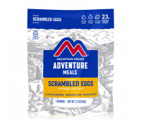 Mountain House - Freeze Dried Backpacking and Camping Meal Packet - Scrambled Eggs with Bacon