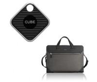 Tumi + Cube – Luxury Travel + Locator Bundle