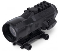 Steiner Optics - T536 (5x36mm) T-Sight Rifle Red Dot Sight with Rubber Armoring, Waterproof, Fogproof and Shockproof, 7.62 Reticle