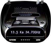 Uniden - DFR7 - Laser Radar Detector with GPS & Red Light Alert