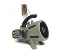 ICOtec - GC320 Remote Electronic Game Call/Decoy Combo - 24 Pre-Programmed Calls
