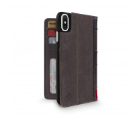 Twelve South - BookBook for iPhone XS Max, Brown