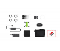 DJI Spark - Fly More Combo - Meadow Green