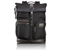 Tumi Bravo Luke Roll-Top Backpack, Hickory