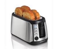 Hamilton Beach - Keep Warm 4-Slice Long Slot Toaster