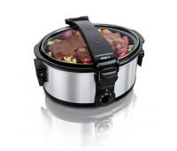 Hamilton Beach - Stay or Go 6 Quart Portable Slow Cooker