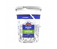 Mountain House - Expedition Bucket - 5 Day Freeze Dried Backpacking & Camping Food Meal Kit - 30 Servings