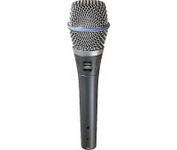 Shure - BETA 87A - Vocal Microphone