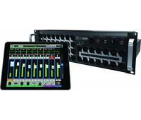 Mackie DL Series, Digital Wireless Live Sound Mixer 32-channel with iPad Control, and Onyx+mic Preamps (DL32R)