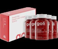 Goli Nutrition - Apple Cider Vinegar Gummy Vitamins - 5 Month Supply