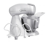 Hamilton Beach - Eclectrics All-Metal Stand Mixer Stainless
