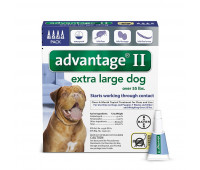 Bayer - Advantage II Dog X-Largeᅠ >55#