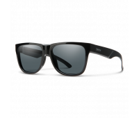 Smith Optics - Lowdown 2 Polarized Sunglasses with ChromaPop Gray Lens, Black