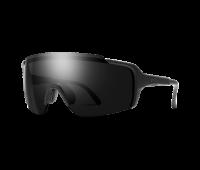 Smith Optics - Flywheel Polarized Sunglasses with Chromapop Black Lens, Matte Black