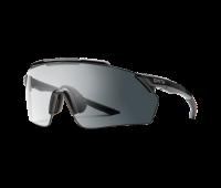 Smith Optics - Ruckus Polarized Sunglasses with Chromapop Photochromic Clear to Gray Lens, Black