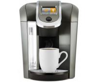 Keurig Single Serve Programmable K-Cup Coffee Maker, Platinum