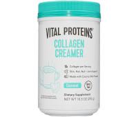 Vital Proteins - Collagen Coffee Creamer, No Dairy & Low Sugar Powder with Collagen Peptides Supplement - Coconut, 11.2oz