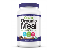 Orgain - Organic Plant Based 20g Protein Meal Replacement Powder - Creamy Chocolate Fudge (2.01 LB)