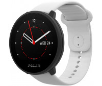 Polar - Unite Waterproof Fitness Watch with HRM and Sleep Tracking, White