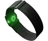 Polar - Verity Sense Arm Band Optical Heart Rate Sensor, Gray - M-XXL