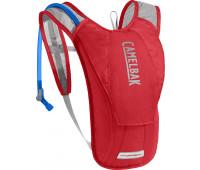 CamelBak - HydroBak Hydration Pack, 50oz, Red/Silver