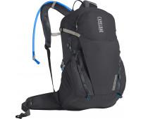 CamelBak - Rim Runner Hydration Pack, 85oz, Charcoal/Blue