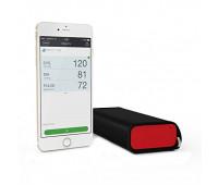 Qardio - QardioArm Wireless Blood Pressure Monitor - Lightning Red