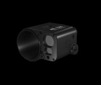 ATN - 1,500 yard Auxiliary Ballistic Laser Bluetooth Rangefinder for Smart HD Scopes