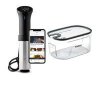 Anova Precision Cooker with Container Bundle