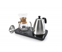 Aroma - 4 Cup Digital Pour Over Coffee