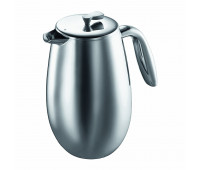 Bodum - Coffee maker, double wall, 8 cup, 1.0 l, 34 oz, s/s
