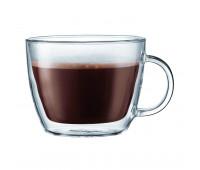Bodum - 2 pcs mug, double wall, 0.3 l, 10 oz