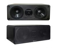 BIC America DV-62CLRS 6-Inch 2-Way Center Channel Speaker