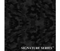 Signature Series Black Camo Extra Soft Eco-Friendly Microfiber Lens Cloth for Screens, Glasses, Lenses, Scopes, etc.