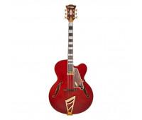 D'Angelico - EXL-1 Throwback Hollowbody Electric Guitar - Viola