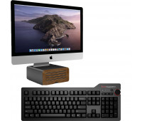 Das Keyboard Bundle with 4 Professional Mechanical Keyboard + Twelve South HiRise Pro