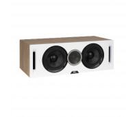 ELAC Debut Reference DCR52 Center Channel Speaker - White/Oak