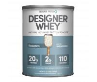 Designer Protein -  Designer Whey Protein Powder- Purely Unflavored (12oz)