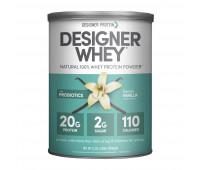Designer Protein -  Designer Whey Protein Powder- French Vanilla (12oz)