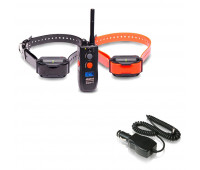 Dogtra 3502X Remote Trainer Bundle With Dogtra Auto Charger BC10AUTO Car Charger